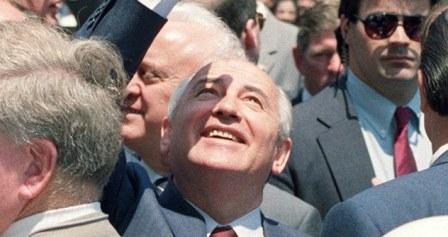 Gorbaciov fa 90: gli auguri del Presidente Mattarella