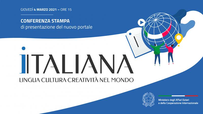 Italiana: il nuovo portale della cultura italiana all'estero