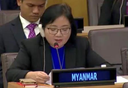 Convocata alla Farnesina l'Ambasciatrice del Myanmar