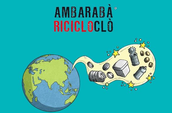 Ambarabà Ricicloclò: il progetto Ricrea nelle scuole all'estero