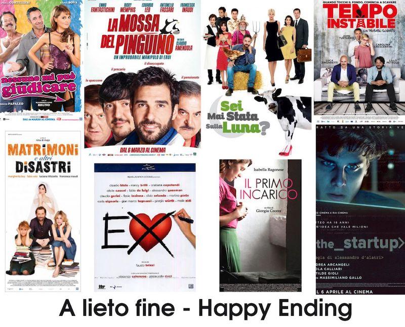 """""""A lieto fine - Happy ending"""": un anno di cinema italiano a Sydney"""