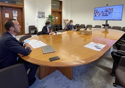 """IL SOTTOSEGRETARIO DI STEFANO PRESIEDE CABINA REGIA """"ENERGIA, AMBIENTE, CLIMA"""""""