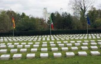 OGNISSANTI: SOSPESA LA COMMEMORAZIONE DEI CADUTI ITALIANI NEL CIMITERO DI GUERRA DI KÖLN-ZOLLSTOCK
