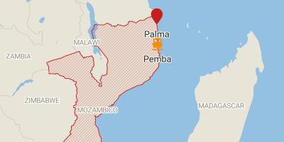 Attacchi a Palma (Mozambico): le notizie dell'Unicef