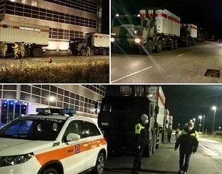 Terremoto in Croazia: partono i primi aiuti della Protezione Civile italiana