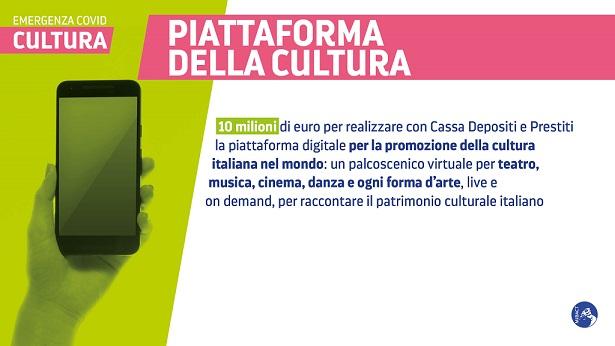 Oltre 11 miliardi di euro per turismo e cultura