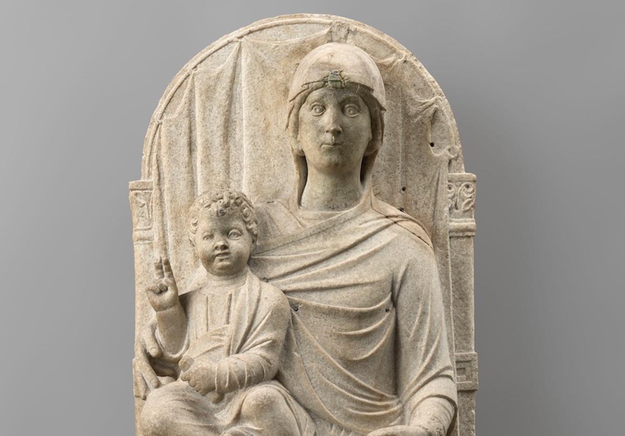 """Torna a Ravenna dopo circa 160 anni la """"Madonna in Trono con Bambino"""""""