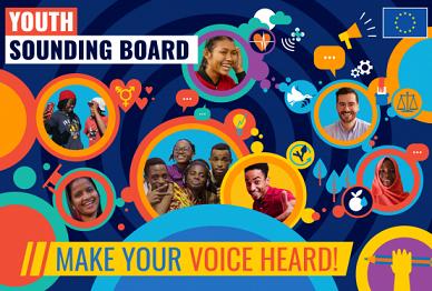 """""""Youth Sounding Board"""": la voce dei giovani nel campo dei partenariati internazionali"""