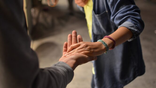 La cultura della cura come percorso di pace