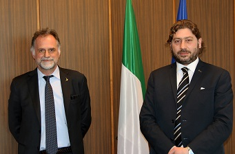 Italia – San Marino: Garavaglia incontra Pedini Amati