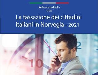 La tassazione degli italiani in Norvegia: il nuovo ebook dell'Ambasciata