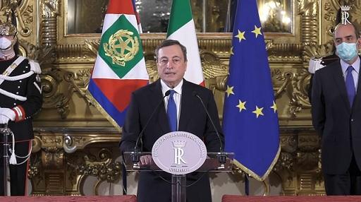 Nasce il Governo Draghi