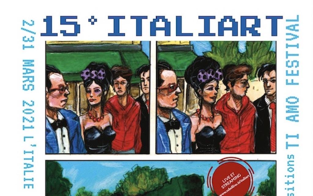 ITALIART ci sarà: l'appello degli organizzatori per sostenere il festival italiano di Dijon