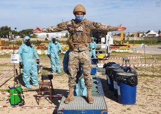 """Missione in Libano: esercitazione """"Green Zone 2020"""" per il contingente italiano"""