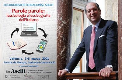 Madrid: l'ambasciatore Guariglia apre il Convegno Internazionale dell'Aselit