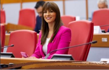 Linea diretta: la vicepresidente Stragliati saluta gli emiliano romagnoli nel mondo
