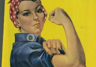 """""""We can do it!"""", Rosina la rivettatrice, l'italiana icona del femminismo in America – di Enrico Ferrone"""