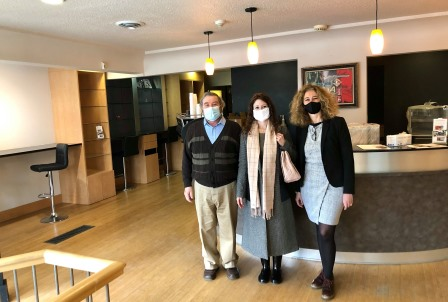 Comites San Francisco: la vice presidente Morabito visita Casa Italiana-Italian Cultural Center a Seattle