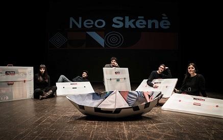 Neo Skene: manifesti d'artista al Teatro di Rifredi