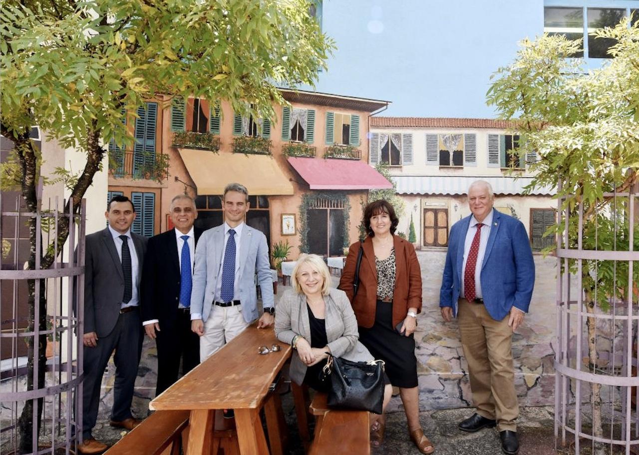 Brisbane: il Console Napolitano in missione nell