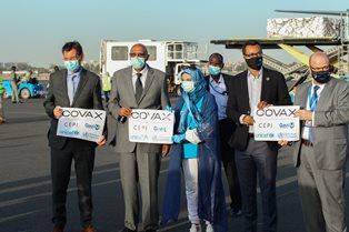 Covax/Unicef: distribuite 800.000 dosi di vaccino in Sudan e 340.000 dosi in Ruanda