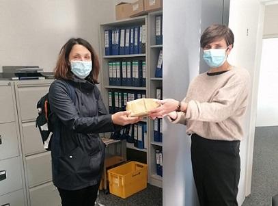 Solidarietà italiana ai tempi del Coronavirus a Dortmund con il Consolato e il Comites