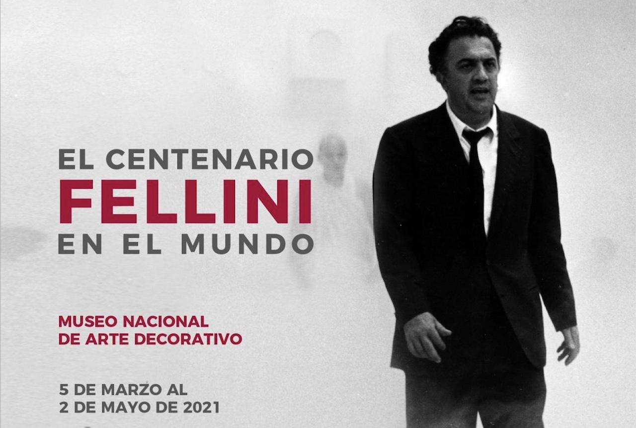 """""""Il Centenario. Fellini nel mondo"""" in mostra a Buenos Aires"""