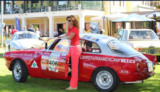 La Fondazione Italia Messico promuove i rapporti tra i due Paesi attraverso la Carrera Panamericana