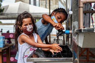 UNHCR: INCLUSIONE FATTORE CHIAVE PER PROTEGGERE I RIFUGIATI E LE COMUNITÀ OSPITANTI DURANTE LA PANDEMIA