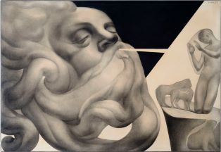 """In Dialogue: On Italian Drawings from the Twentieth Century"": Irina Zucca Alessandrelli e Edouard Kopp alla Menil Collection"