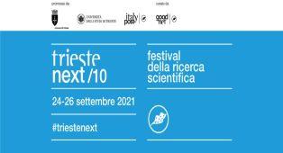Trieste Next: a settembre la decima edizione