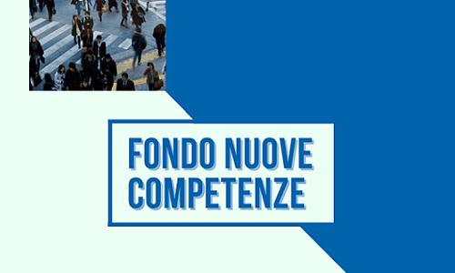 FONDO NUOVE COMPETENZE: ONLINE L'AVVISO DEL MINISTERO DEL LAVORO