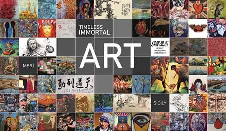 Timeless Immortal Art: 60 artisti dal mondo per un museo a cielo aperto