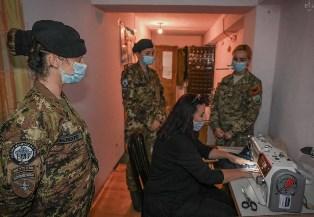 MISSIONE IN KOSOVO: DAL CONTINGENTE ITALIANO SUPPORTO ALLE DONNE VITTIME DI VIOLENZA