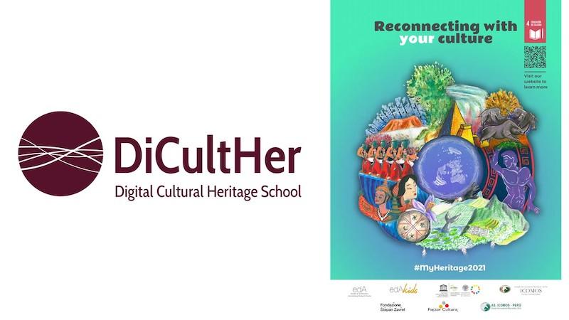 La cultura salverà il mondo: al via la collaborazione tra DiCultHer e il Progetto Internazionale RECONNECTING WITH YOUR CULTURE