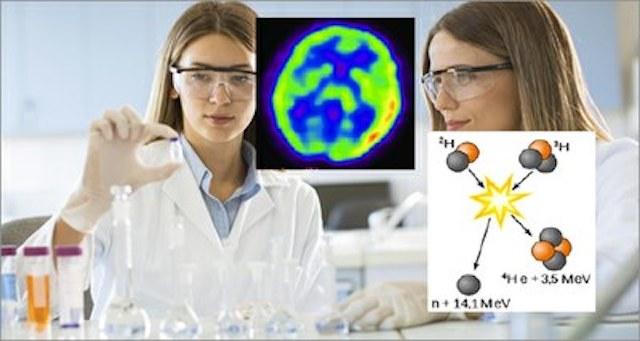 ENEA brevetta un dispositivo per produrre radiofarmaci con la fusione nucleare