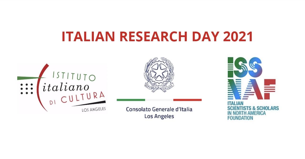 Giornata della Ricerca Italiana nel Mondo: l'IIC di Los Angeles premia la presidente ISNAFF Cinzia Zuffada