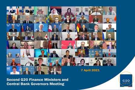 G20: seconda riunione dei Ministri delle Finanze e dei Governatori delle Banche Centrali