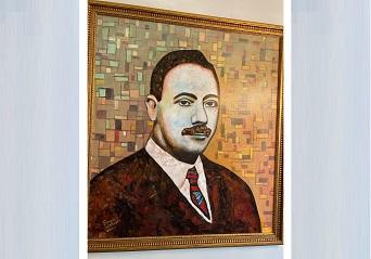 Il pittore Sergio Potenzano diventa socio onorario dell'Ordine dei Figli d'Italia in America