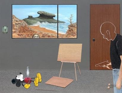 """""""Untitled, 2020. Tre sguardi sull'arte di oggi"""": a Punta della Dogana l"""