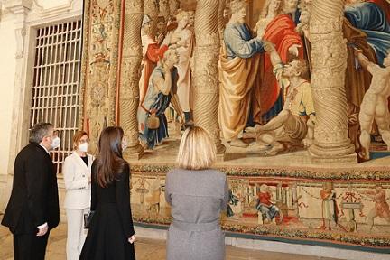 Raffaello al Palazzo Reale di Madrid