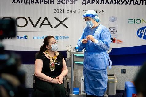 Unicef/Oms/Gavi: con Covax distribuiti oltre 38 milioni di dosi di vaccini anticovid in oltre 100 Paesi