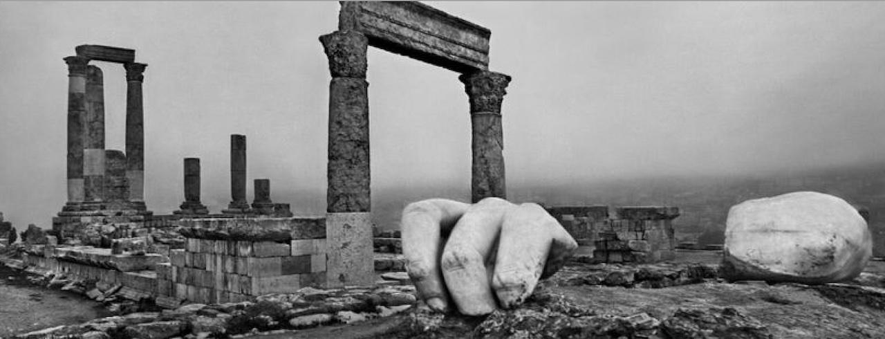 """Radici"": gli scatti di Josef Koudelka a Roma"