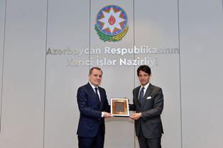 L'Ambasciatore Massari lascia l'Azerbaigian: gli incontri di commiato e il saluto ai connazionali