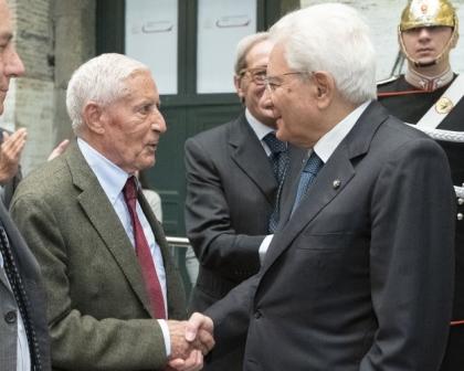 Esempio di un impegno politico onesto e autentico: il cordoglio di Mattarella per la morte di Franco Marini