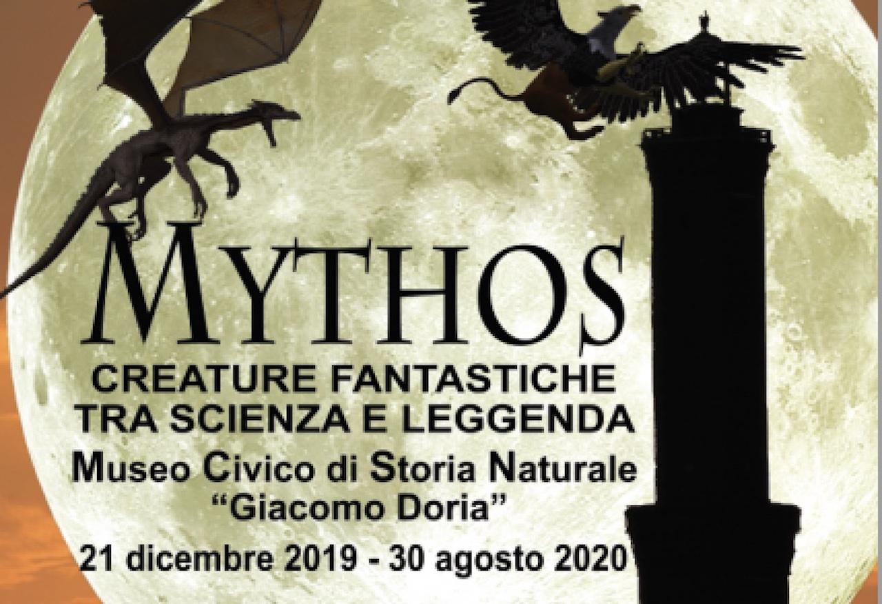 """""""Mythos. Creature fantastiche tra scienza e leggenda"""": riapre la straordinaria mostra al Museo di Storia Naturale di Genova"""