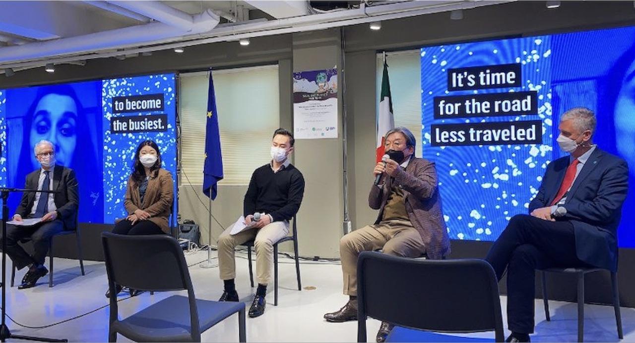 """Seoul: l'Ambasciata promuove il documentario """"The Climate Limbo"""" di Elena Brunello"""