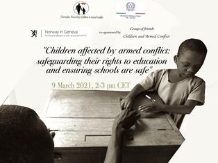 Il diritto alla educazione dei bambini in situazione di conflitto armato