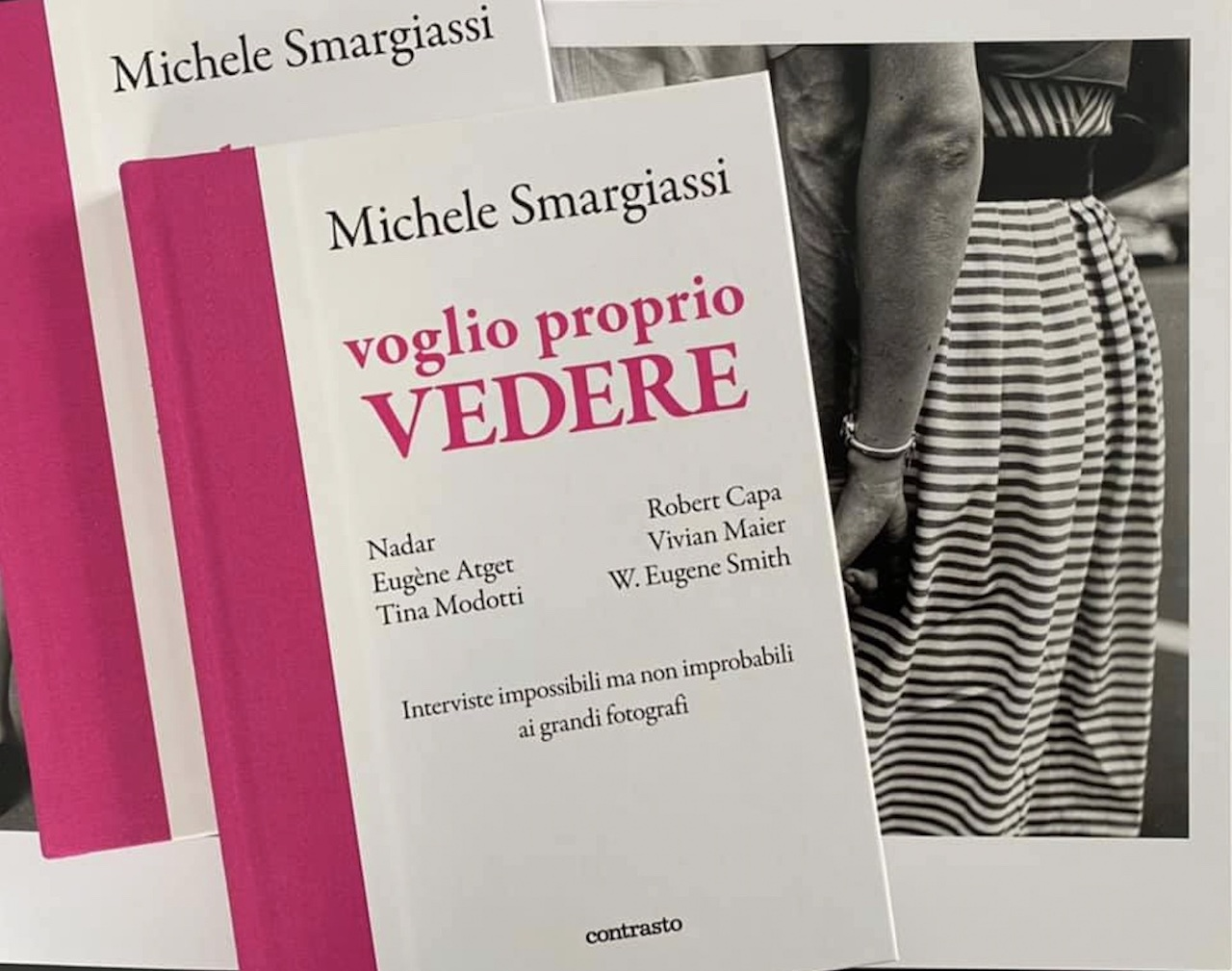 """""""Voglio proprio vedere"""": Contrasto pubblica le """"interviste impossibili"""" di Michele Smargiassi ai grandi fotografi"""