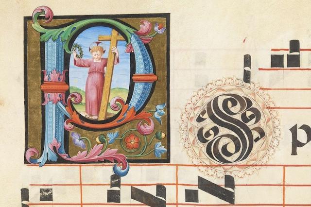 A 239 anni dalla dispersione del tesoro dei Graduali della Certosa di Pavia, completato il restauro del monumentale Codice 822